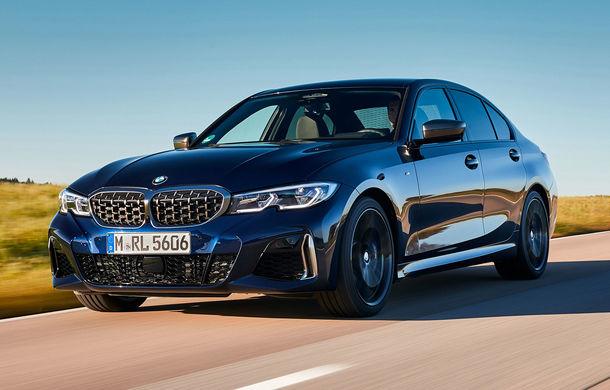 Noutăți în gama BMW Seria 3: nemții introduc versiuni diesel cu 340 cai putere și sistem mild-hybrid la 48V - Poza 1