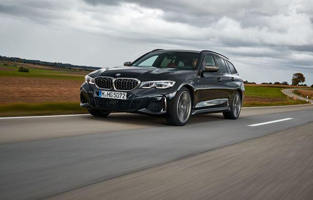 Noutăți în gama BMW Seria 3: nemții introduc versiuni diesel cu 340 cai putere și sistem mild-hybrid la 48V - Poza 9