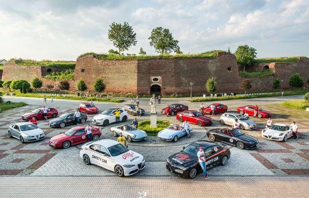 Alfa Fest 2020: fanii Alfa Romeo din România se întâlnesc în 6 iunie în orașul lui Brâncuși - Poza 1