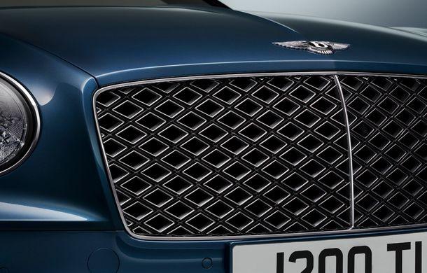 Bentley prezintă ediția specială Continental GT Mulliner Cabrio: 400.000 de cusături și un interior lucrat manual - Poza 4