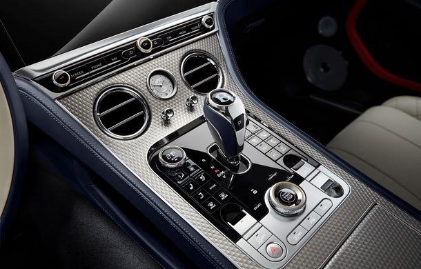 Bentley prezintă ediția specială Continental GT Mulliner Cabrio: 400.000 de cusături și un interior lucrat manual - Poza 7