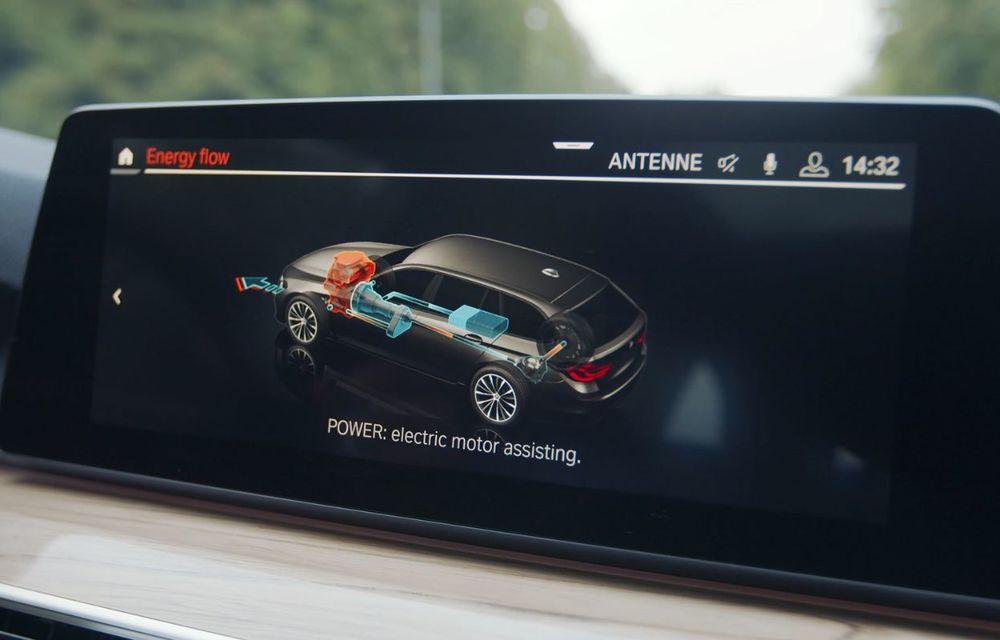 Informații despre noile versiuni X3 xDrive20d și X4 xDrive20d: motor diesel de 2.0 litri și sistem mild-hybrid la 48V - Poza 2