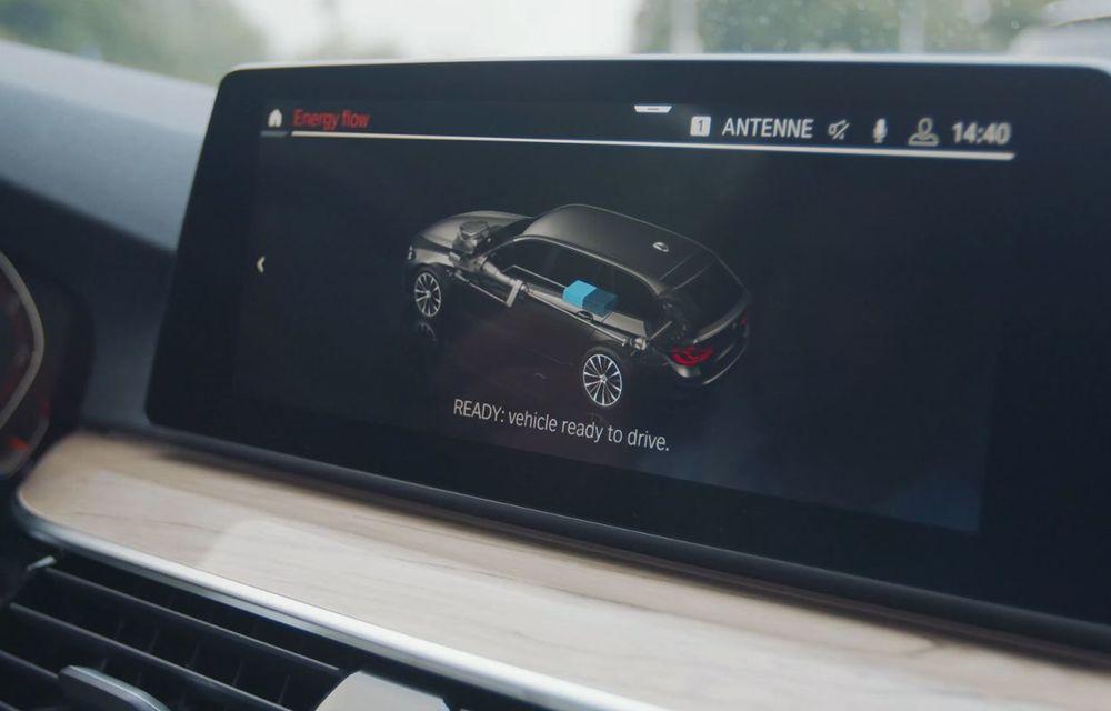Informații despre noile versiuni X3 xDrive20d și X4 xDrive20d: motor diesel de 2.0 litri și sistem mild-hybrid la 48V - Poza 5