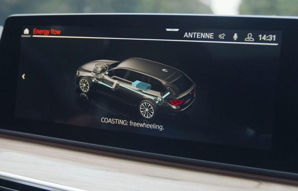 Informații despre noile versiuni X3 xDrive20d și X4 xDrive20d: motor diesel de 2.0 litri și sistem mild-hybrid la 48V - Poza 4