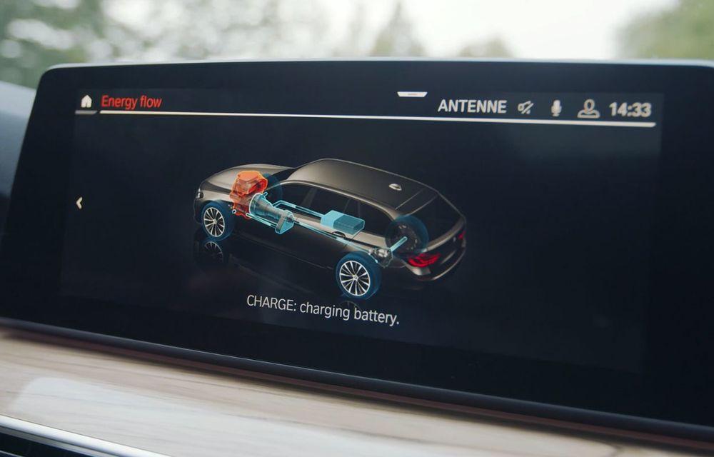 Informații despre noile versiuni X3 xDrive20d și X4 xDrive20d: motor diesel de 2.0 litri și sistem mild-hybrid la 48V - Poza 3