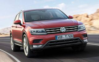 Volkswagen testează viitorul Tiguan R: SUV-ul de performanță va miza pe un motor de 2.0 litri cu 300 CP