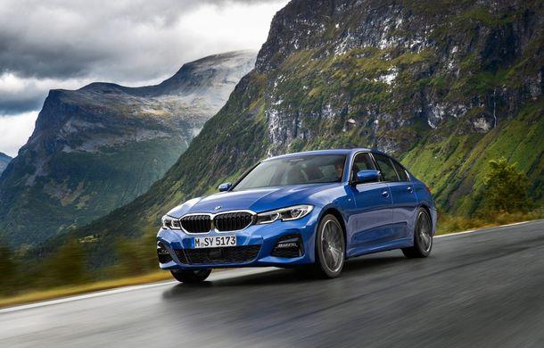 """BMW estimează o scădere cu 20% a emisiilor sale în Europa: """"Vom vinde mai multe modele electrificate în 2020"""" - Poza 1"""