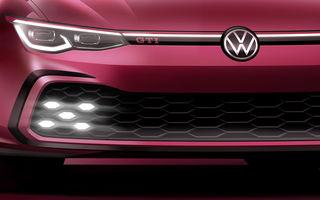 """Primul teaser pentru noua generație Volkswagen Golf GTI: """"Puterea motorului va depăși așteptările"""""""
