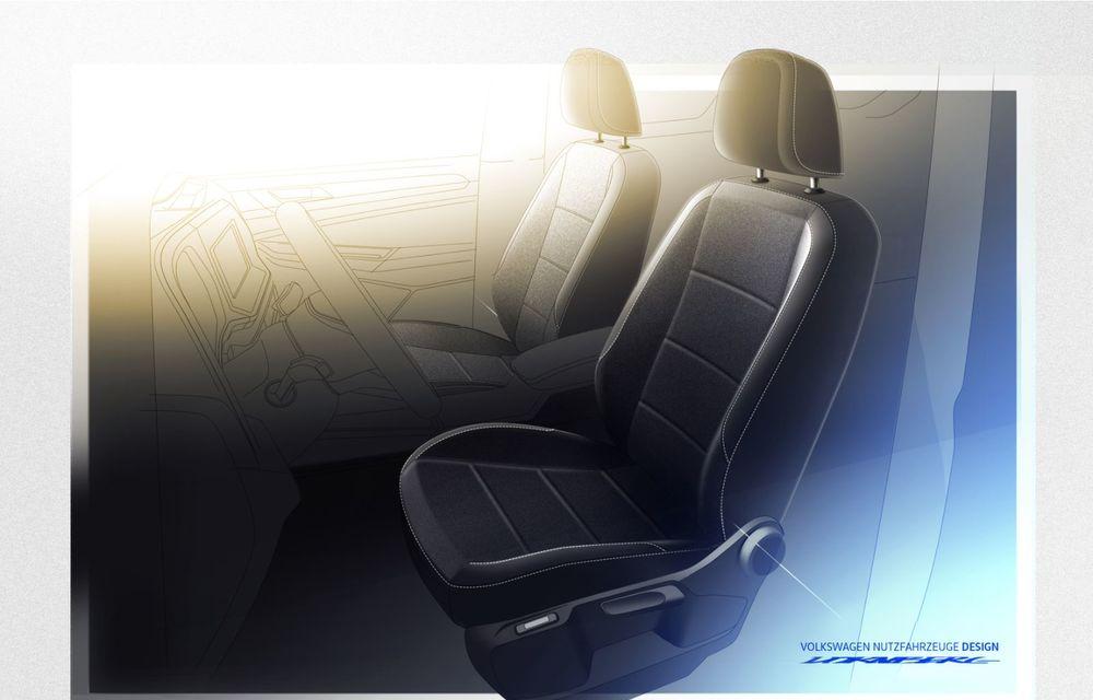 Volkswagen a prezentat noul Caddy: platformă nouă, interior modern și motoare cu puteri de până la 122 CP - Poza 5