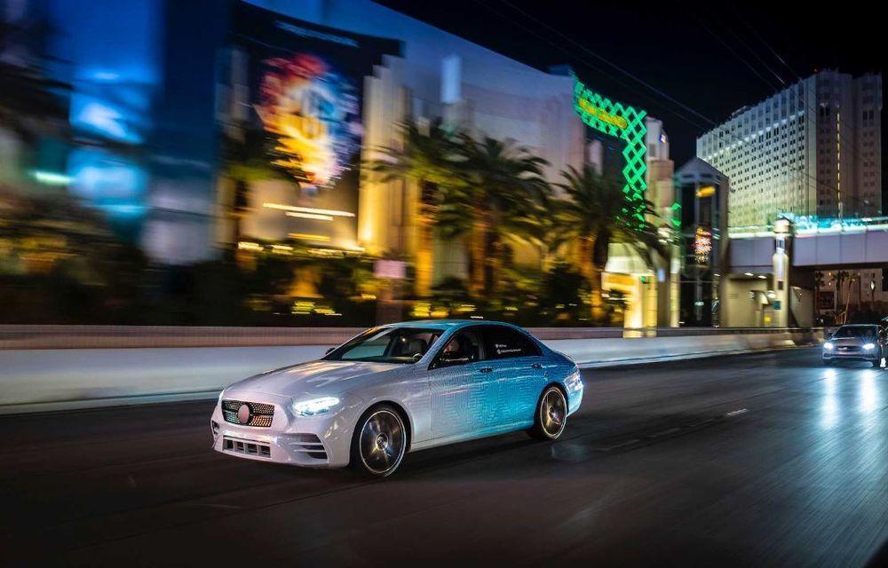 Mercedes-Benz Clasa E facelift va fi expus la Geneva: modelul de clasă mare va fi disponibil cu motorizări mild-hybrid și plug-in hybrid - Poza 4