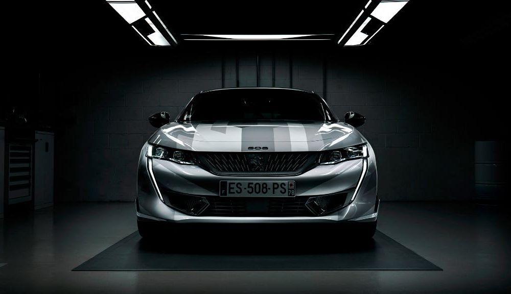 Primele imagini cu versiunea de pre-serie pentru Peugeot 508 Sport Engineered: sportiva va avea sistem plug-in hybrid de 360 CP - Poza 3