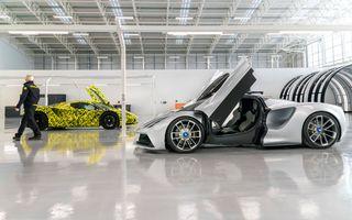 Lotus anunță că producția hypercar-ului Evija va începe în vara lui 2020: cele 130 de exemplare au fost deja vândute