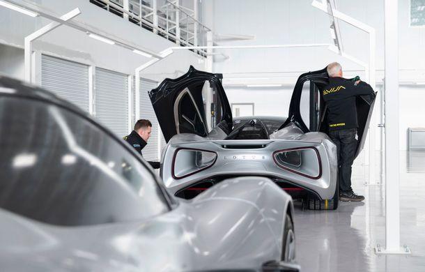 Lotus anunță că producția hypercar-ului Evija va începe în vara lui 2020: cele 130 de exemplare au fost deja vândute - Poza 2