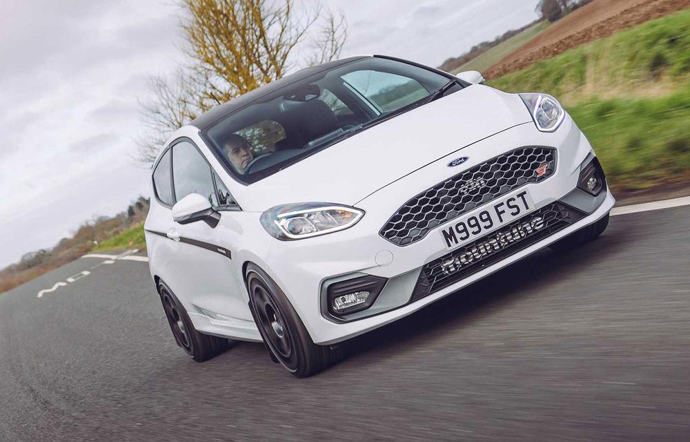 Mountune a pregătit un nou pachet de performanță pentru Ford Fiesta ST: motorul cu trei cilindri dezvoltă acum 235 CP și 350 Nm - Poza 1