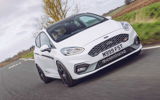 Mountune a pregătit un nou pachet de performanță pentru Ford Fiesta ST: motorul cu trei cilindri dezvoltă acum 235 CP și 350 Nm