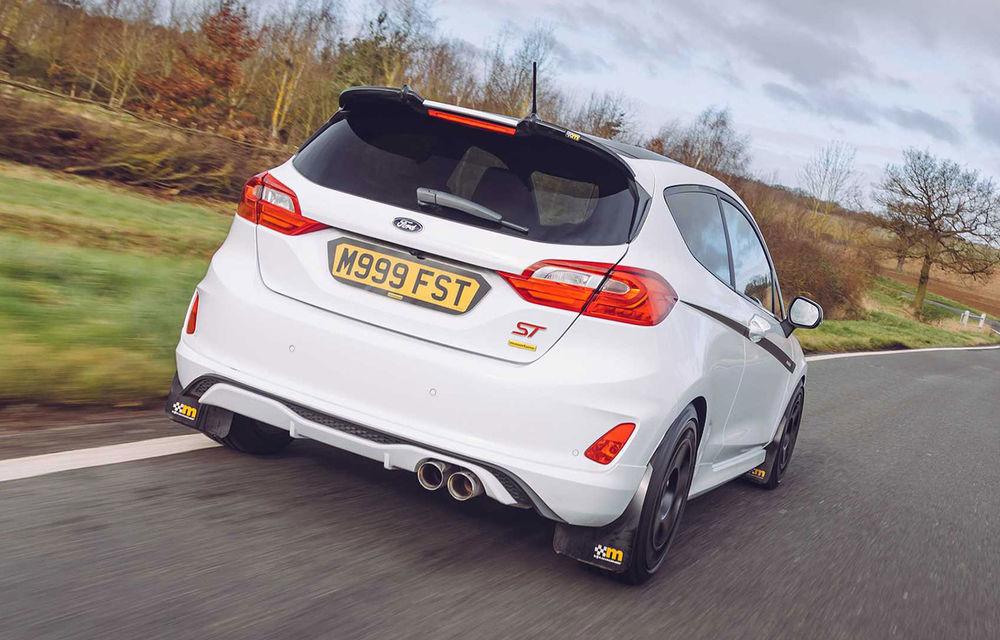 Mountune a pregătit un nou pachet de performanță pentru Ford Fiesta ST: motorul cu trei cilindri dezvoltă acum 235 CP și 350 Nm - Poza 2