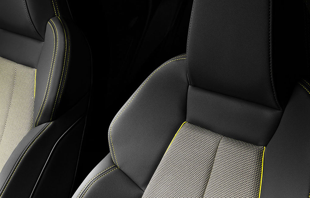 Viitorul Audi A3 va putea fi comandat cu tapițerie produsă din sticle de plastic reciclate: noua generație a modelului german debutează la Geneva - Poza 2