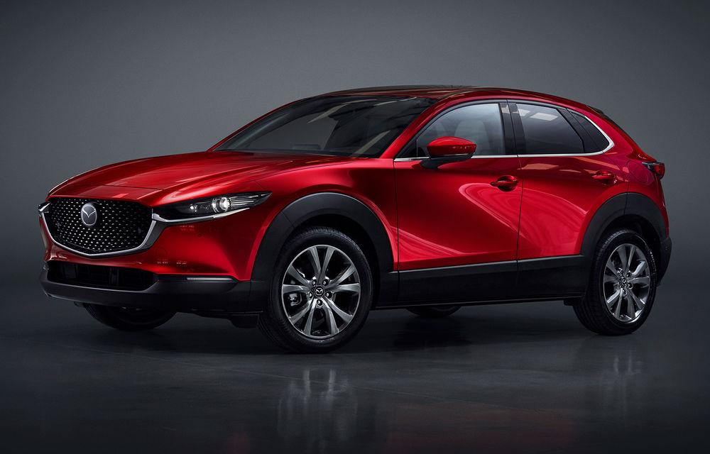 Mazda CX-30 și Mazda 3, disponibile în România și cu motorul pe benzină Skyactiv-G de 150 de cai putere - Poza 1