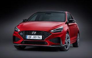 Hyundai a prezentat i30 facelift: modificări estetice, pachet extins de sisteme de siguranță și motorizări mild-hybrid