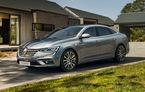 Primele imagini cu Renault Talisman facelift: sedanul de clasă medie primește îmbunătățiri de design, tehnologii noi și o gamă variată de motoare