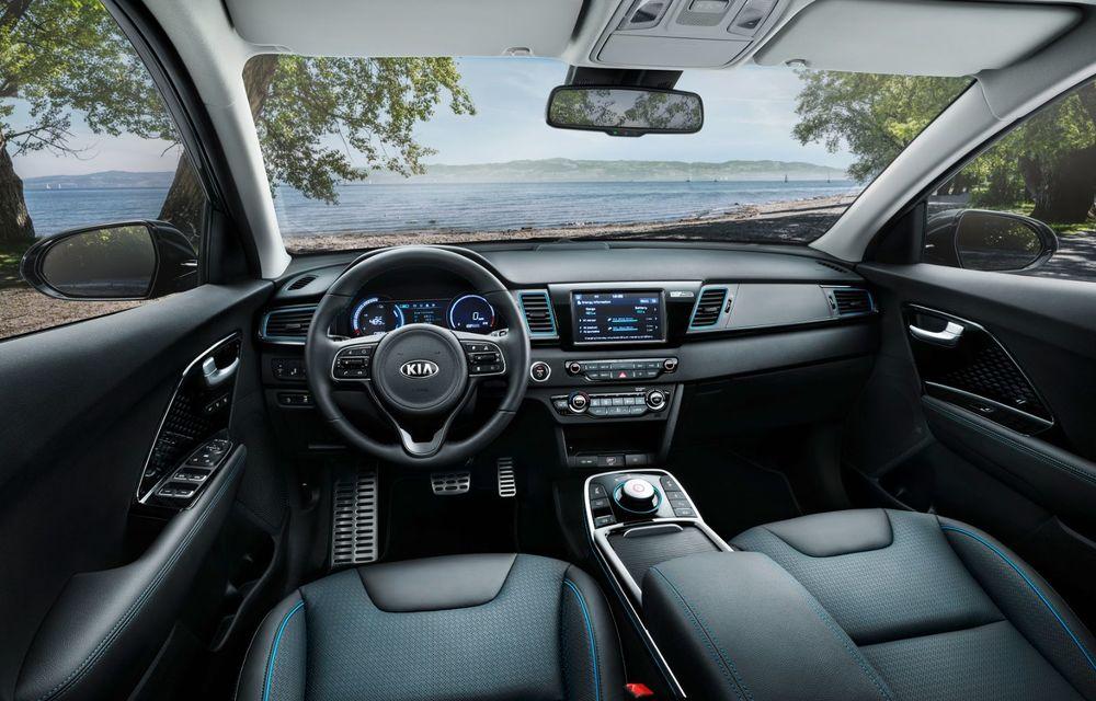 Modelul electric Kia e-Niro este disponibil pentru comandă și în România: prețurile pornesc de la aproape 40.500 de euro - Poza 9