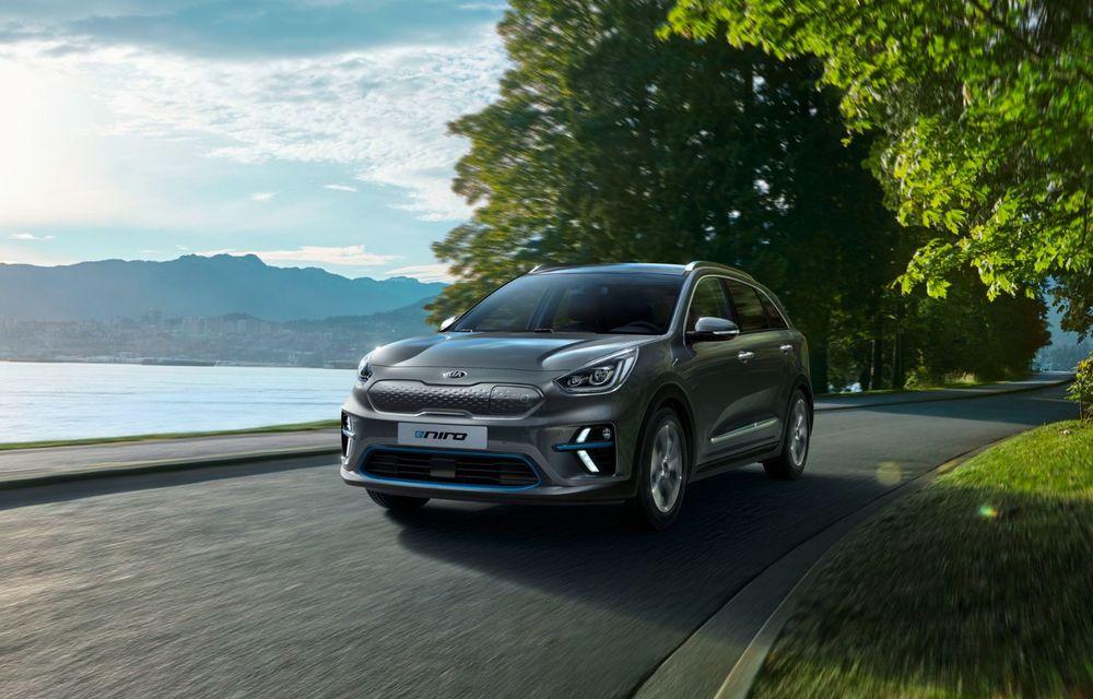 Modelul electric Kia e-Niro este disponibil pentru comandă și în România: prețurile pornesc de la aproape 40.500 de euro - Poza 2