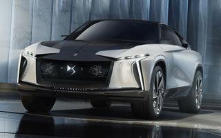 DS prezintă conceptul electric Aero Sport Lounge: SUV cu 680 de cai putere și autonomie de 650 de kilometri