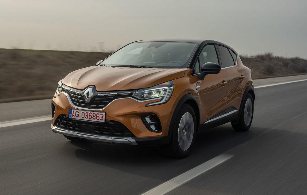Test drive Renault Captur