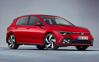 Volkswagen a prezentat noile Golf GTI, GTD și GTE: motoare cu puteri de până la 245 de cai și accesorii speciale pentru exterior și interior