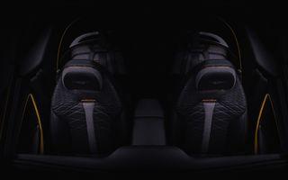 Primul teaser cu interiorul lui Mulliner Bacalar: noul model Bentley va fi prezentat pe 3 martie la Geneva