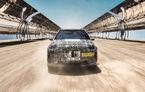 Imagini noi sub camuflaj cu viitorul BMW iNext: SUV-ul electric este testat în deșertul Kalahari