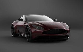Aston Martin lansează DB11 V8 Shadow Edition: accesorii noi și producție limitată la 300 de unități