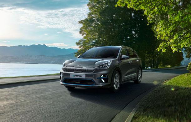 """Kia are probleme cu furnizorii de baterii pentru mașini electrice: """"Prioritatea este să vindem în Europa"""" - Poza 1"""
