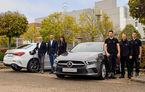 Mercedes-Benz Clasa A plug-in hybrid a intrat în producție: modelul cu autonomie electrică de până la 69 de kilometri este fabricat la Rastatt