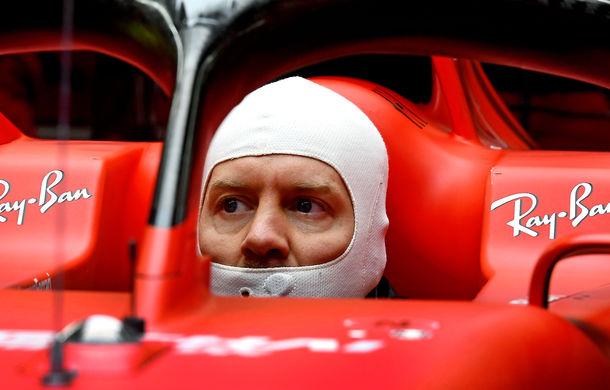"""Ferrari susține că va finaliza """"foarte curând"""" negocierile cu Vettel pentru un nou contract: """"Am început discuțiile"""" - Poza 1"""