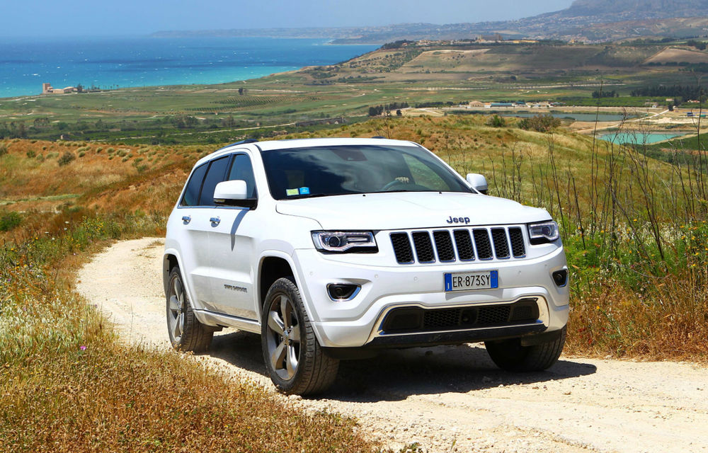 """Jeep anunță noutăți pentru gama de modele: """"Noua generație Grand Cherokee va fi prezentată în acest an"""" - Poza 1"""