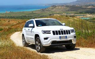 Jeep anunță noutăți pentru gama de modele: