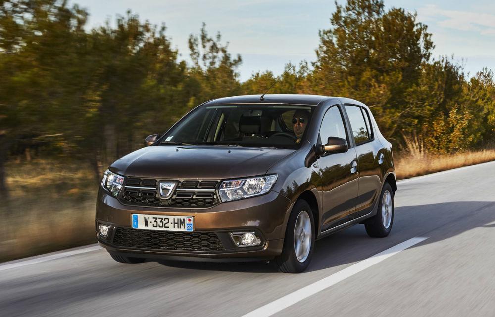 Înmatriculările Dacia au scăzut cu 32% în Franța în primele două luni ale anului: Sandero, locul 8 în topul pe modele - Poza 1