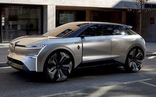 Renault prezintă Morphoz: conceptul este dezvoltat pe o nouă platformă și anticipează lansarea unei noi game de modele electrice
