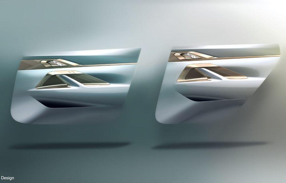 BMW a prezentat noul Concept i4: 530 CP și autonomie de până la 600 de kilometri. Versiunea de serie va fi produsă începând cu 2021 - Poza 69
