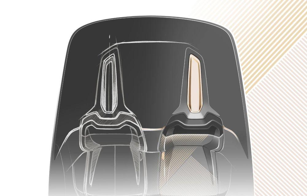 BMW a prezentat noul Concept i4: 530 CP și autonomie de până la 600 de kilometri. Versiunea de serie va fi produsă începând cu 2021 - Poza 75