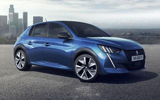 Peugeot 208 este Mașina Anului 2020 în Europa: modelul de clasă mică a învins modele precum Porsche Taycan sau Ford Puma