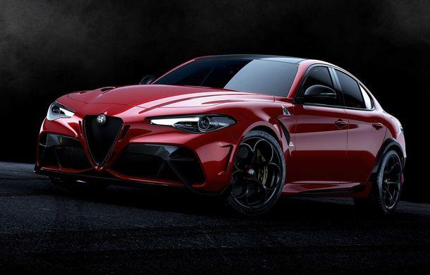 Alfa Romeo a prezentat noile Giulia GTA și Giulia GTAm: 540 de cai putere, masă totală mai mică și doar 500 de unități - Poza 2
