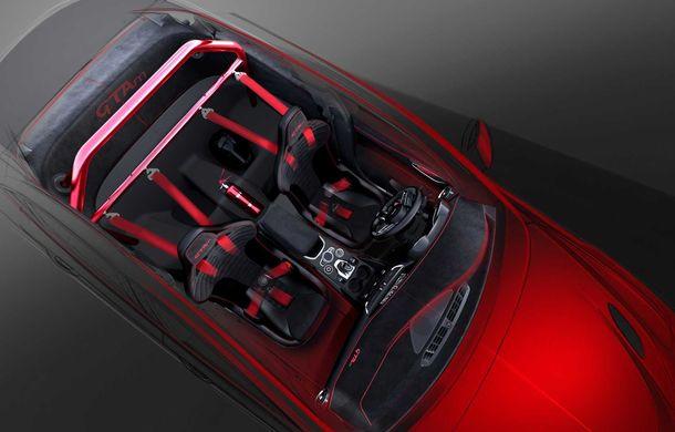 Alfa Romeo a prezentat noile Giulia GTA și Giulia GTAm: 540 de cai putere, masă totală mai mică și doar 500 de unități - Poza 11