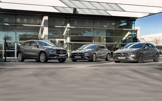 Mercedes-Benz introduce versiuni plug-in hybrid pentru GLA, CLA și CLA Shooting Brake: 218 cai putere și autonomie electrică de până la 69 de kilometri