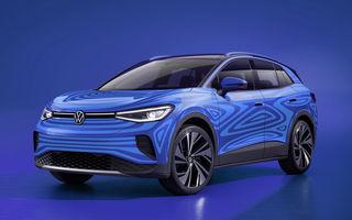 Volkswagen ID.4: al doilea membru al familiei electrice ID este un SUV cu autonomie de 500 de kilometri