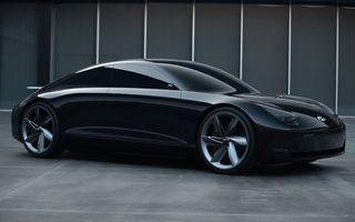 Hyundai prezintă conceptul electric Prophecy și o nouă filozofie de design: volanul a fost înlocuit cu două joystick-uri