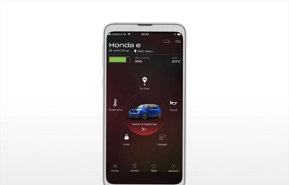 Honda anunță noutăți în gamă: toate modelele noi vor avea servicii de conectivitate și aplicație de smartphone - Poza 5