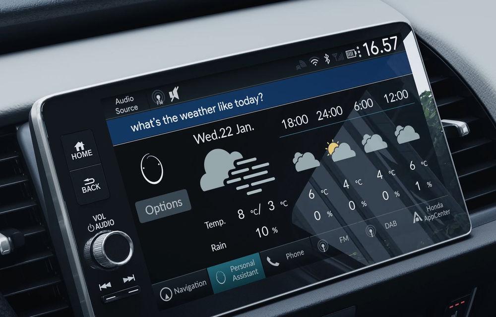 Honda anunță noutăți în gamă: toate modelele noi vor avea servicii de conectivitate și aplicație de smartphone - Poza 2