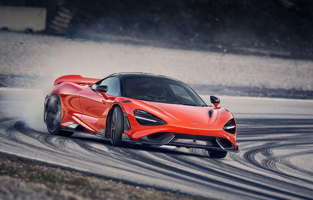 McLaren 765LT: motor V8 cu 765 CP și 0-100 km/h în doar 2.8 secunde - Poza 1